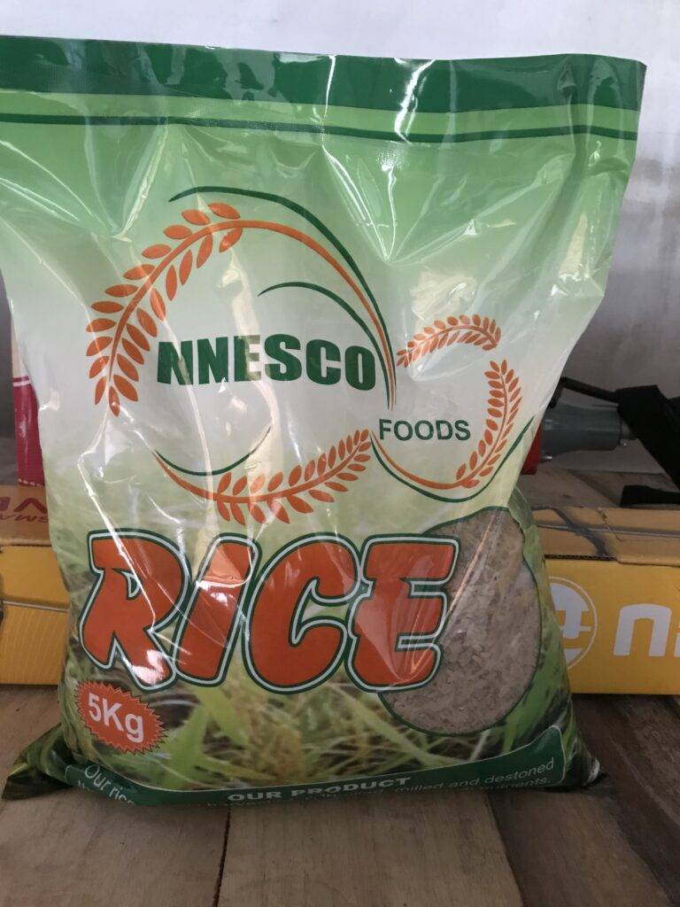 Nnesco Rice